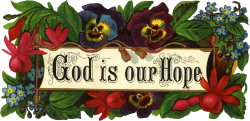 god-is-our-hope
